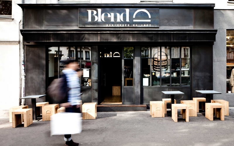 Blend II - Beaumarchais - Paris (75)